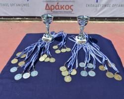 Κύπελλα και μετάλλια